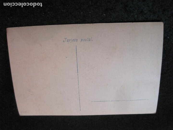 Postales: LA LIMPIEZA DEL CALZADO-POSTAL EXPRES M.VILA,MELILLA-FOTOGRAFICA-POSTAL ANTIGUA-(84.184) - Foto 2 - 289891458