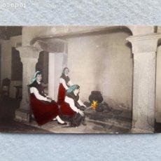 Postales: MOTIVOS GALLEGOS. A LAREIRA.. Lote 290938823