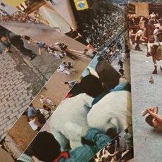 Postales: POSTALES DE LAS FIESTAS DE SAN FERMIN (PAMPLONA) (9). Lote 291931363