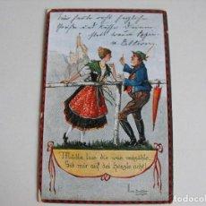 Postales: ALEMANIA. 1914. Lote 292044628