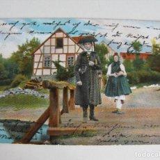 Postales: ALEMANIA, 1915.. Lote 292085048