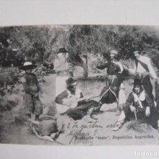 Postales: ARGENTINA, 1909.. Lote 292135338