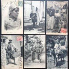 Postales: 12 POSTALES ANTIGUAS AFRICA DEL NORTE-V. Lote 293266358