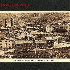 Postales: POSTAL DE CANILLO (ANDORRA): VISTA GENERAL (JOAN SALA NUM. 24). Lote 815176