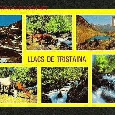 Postales: POSTAL D' ANDORRA:LLAC DE TRISTAINA (ED.M.C.ISCLA NUM.577). Lote 933364