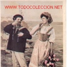 Postales: 7-2AY4. POSTAL FRANCESA. MARINERO Y CHICA. Lote 4797437