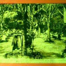 Postales: POSTAL ANTIGUA DE UN RESTAURANTE DE MARSELLA. Lote 16445048