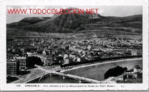 POSTAL DE GRENOBLE (Postales - Postales Extranjero - Europa)