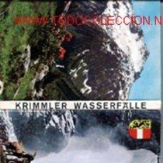 Postales: KRIMMLER WASSERFÄLLE - LIBRITO. Lote 16801011