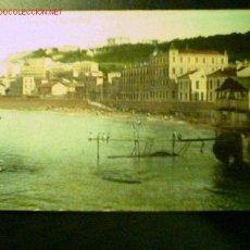 Postales: POSTAL ANTIGUA DE ALGER. LE QUARTIER DE BAB-EL-OUED. Lote 1939021