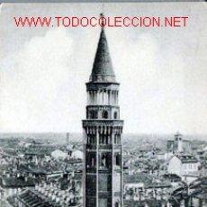 Postales: POSTAL ANTIGUA DE MILANO - CHIESA DI S. GOTTARDO. NO CIRCULADA. Lote 23476298