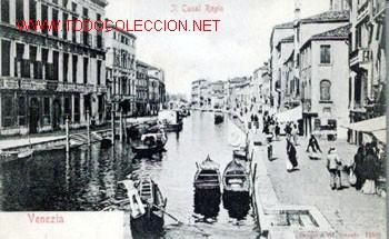 POSTAL ANTIGUA DE VENEZIA - NO CIRCULADA (Postales - Postales Extranjero - Europa)