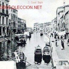 Postales: POSTAL ANTIGUA DE VENEZIA - NO CIRCULADA. Lote 15273024