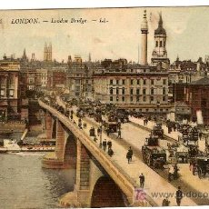 Postales: 74 LONDON. LONDON BRIDGE - LL.. Lote 3154426