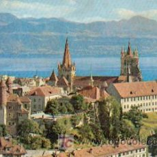 Postales: LAUSANNE, SUIZA. Lote 3170065