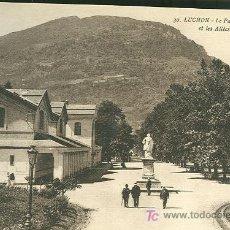 Postales: FRANCIA. BAGNÈRES DE LUCHON. LOTE DE 24 POSTALES.. Lote 18656389