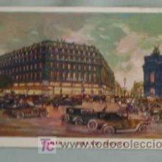 Postales: TARJETA POSTAL PARÍS. GRAND HOTEL. . Lote 3305353