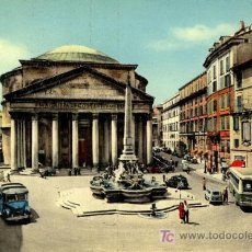 Postales: A0564 ITALIA ROMA - EL PANTEON. Lote 3363035