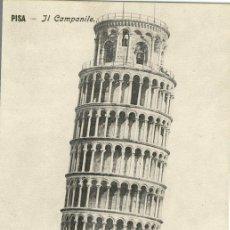 Postales: A0791 POSTAL POSTCARD- ITALIA, TORRE INCLINADA DE PISA . Lote 3363352