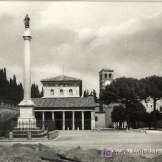 Postales: A0995 ITALIA ROMA SAN LORENZO, FUERA LA MURALLA. Lote 3374908