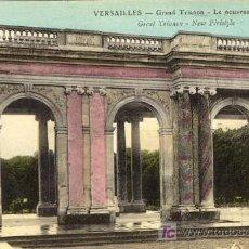 Postales: A1295 FRANCIA VERSAILLES GRAN TRIANON - MAS EN TIENDA. Lote 3538458
