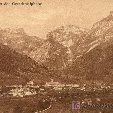 Postales: A0045 ALEMANIA GERMANY - HESS - MOUNTAINS - &ALF. Lote 3596399
