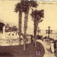 Postales: A0518 MONACO, MONTE CARLO, TERRAZAS DEL CASINO - MAS EN TIENDA- &ALF. Lote 3659587