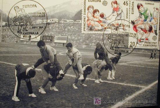 Andorra Juegos Infantiles Cavall Fort Ed Comprar Postales