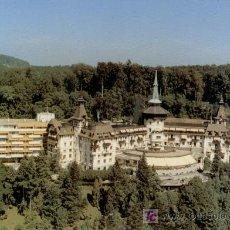 Postales: POSTAL DE ZURICH - DOLDER GRAND HOTEL - SWITZERLAND - SUIZA. Lote 4723140