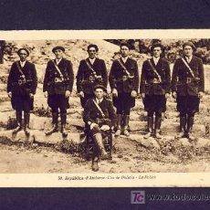 Postales: POSTAL D' ANDORRA: COS DE POLICIA (JOAN SALA NUM.30) (ANIMADA). Lote 4793405