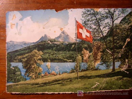 ZURICH, ZÜRICH, SUIZA (Postales - Postales Extranjero - Europa)