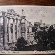 Postales: ROMA - FORO ROMANO. Lote 4840194