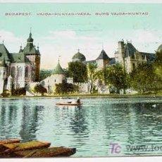 Postales: ANTIGUA POSTAL BUDAPEST - HUNGRIA - CIRCULADA.. Lote 4950449