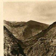 Postales: POSTAL DE LA REPUBLICA DE ANDORRA Nº22, LES GORGES D'ENCAMP. Lote 5127610