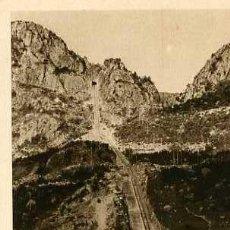 Postales: POSTAL DE LA REPUBLICA DE ANDORRA Nº19, FUNICULAR D'ANGOLASTERS. Lote 5127662