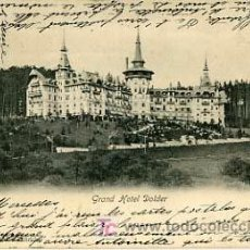 Postales: ZÜRICH, SUIZA, GRAND HOTEL DOLDER , P12850. Lote 5156647