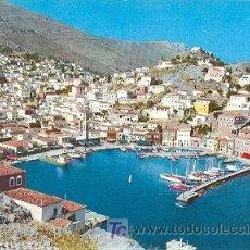 Postales: 7-1405. POSTAL HYDRA. VISTA DE LA ISLA. GRECIA. Lote 5405067