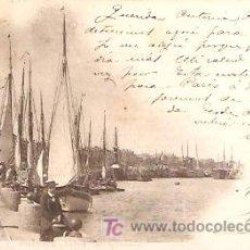 Postales: POSTAL BORDEAUX CIRCULADA . Lote 5482435