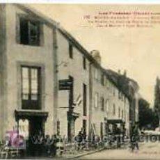 Postales: POSTAL DE BOURG-MADAME. Lote 5682889