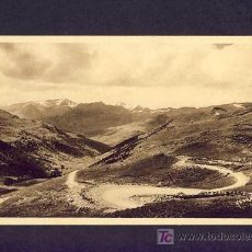 Postales: POSTAL D' ANDORRA: PORT D' ENVALIRA (LES ARTS GRAPHIQUES NUM.626). Lote 5730621
