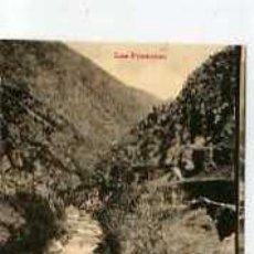 Postales: POSTAL DE ANDORRA, Nº1035, RIU VALIRA GARGANTA DE S. ANTONI. Lote 5756500