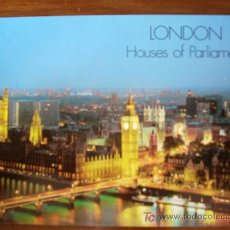 Postales: LONDON. HOUSES OF PARLIAMENT. Lote 5972178