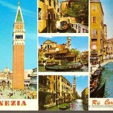 Postales: POSTAL DE VENECIA. AÑOS 70.. Lote 6127212