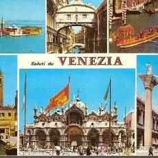Postales: POSTAL DE VENECIA. AÑOS 70.. Lote 6127232