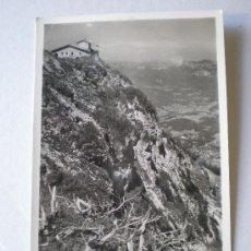 Postales: HITLER'S EAGLE'S NEST (1832 M) WITH BERCHTESGADEN U. BAVARIAN ALPS. PHOT. H. HUBER, 1030. (ALEMANIA). Lote 17929008