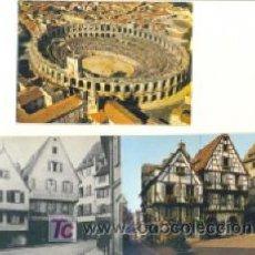 Postales: 2 POSTALES FRANCESAS ,,,, SIN CIRCULAR AÑOS 70+/-. Lote 6467457