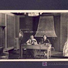 Postales: POSTAL D' ANDORRA: GRAN ESTUDI DE RADIO ANDORRA (APA NUM.27) (ANIMADA). Lote 6675751