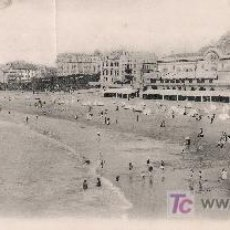 Postales: BIARRITZ. DIMENSIONES ANORMALES 27,30 X 10,80 CTMS.. Lote 6707908