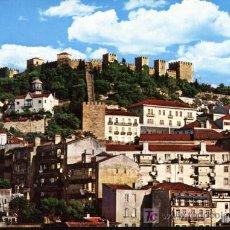 Postales: PORTUGAL. LISBOA. CASTILLO DE SAN JORGE. Lote 7159742