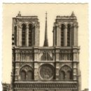 Postales: PARIS. NOTRE-DAME. N.52. CHANTAL. Lote 12730939